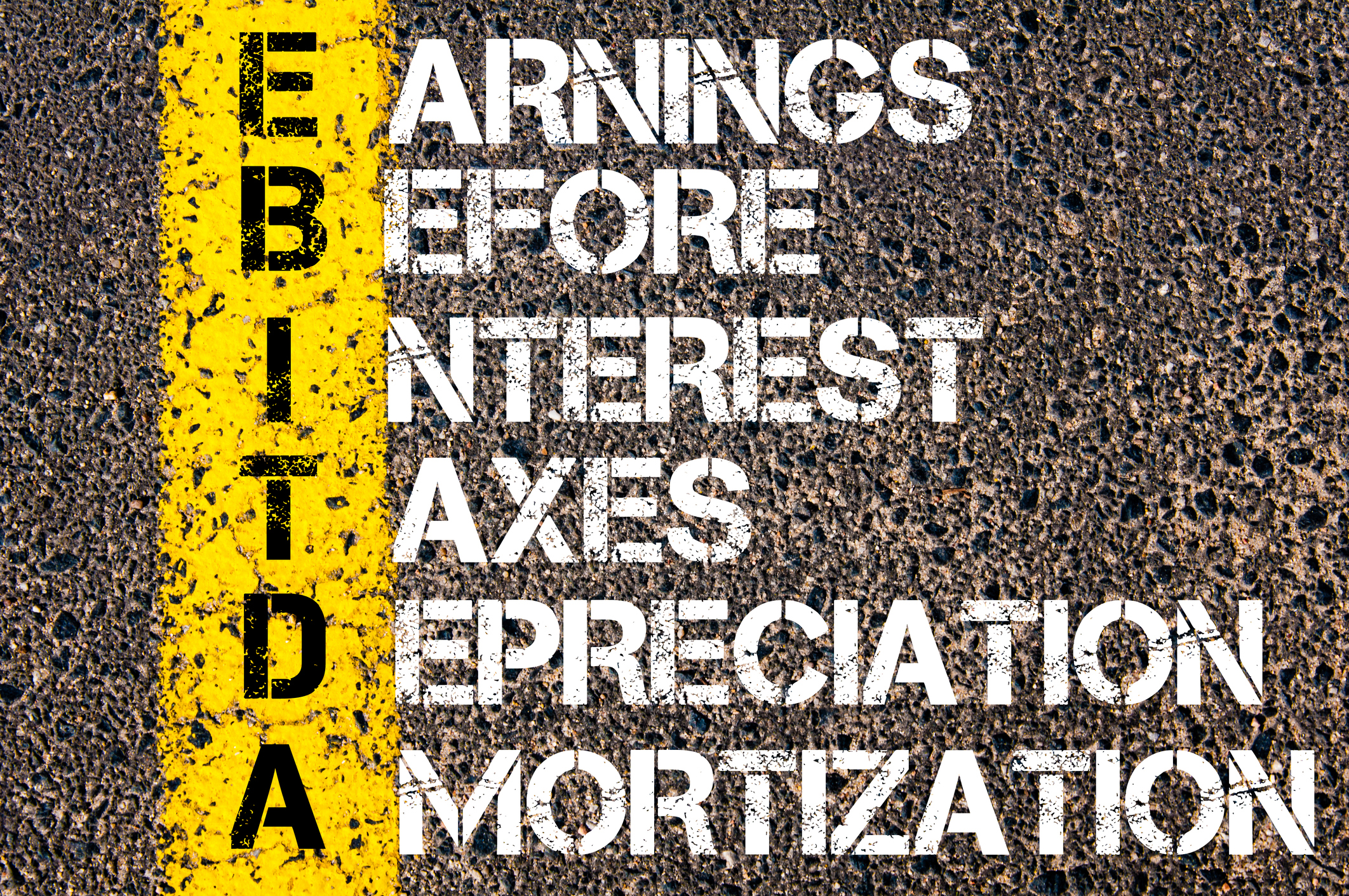 image representing what is ebitda